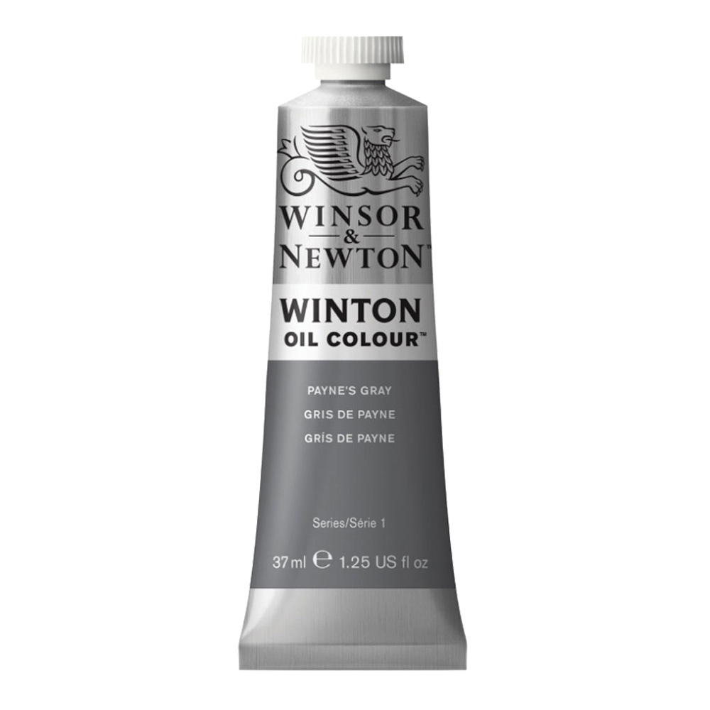 Winton Oil 37Ml Paynes Gray