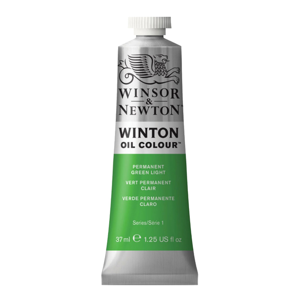 Winton Oil 37Ml Perm Green Light