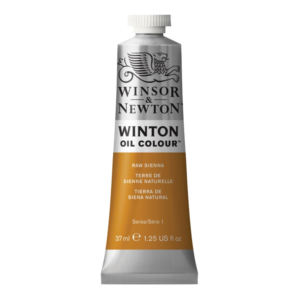 Winton Oil 37Ml Raw Sienna