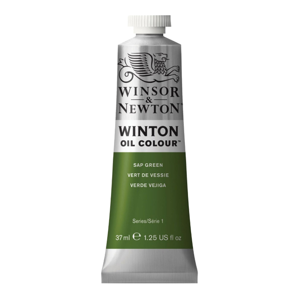 Winton Oil 200Ml Sap Green