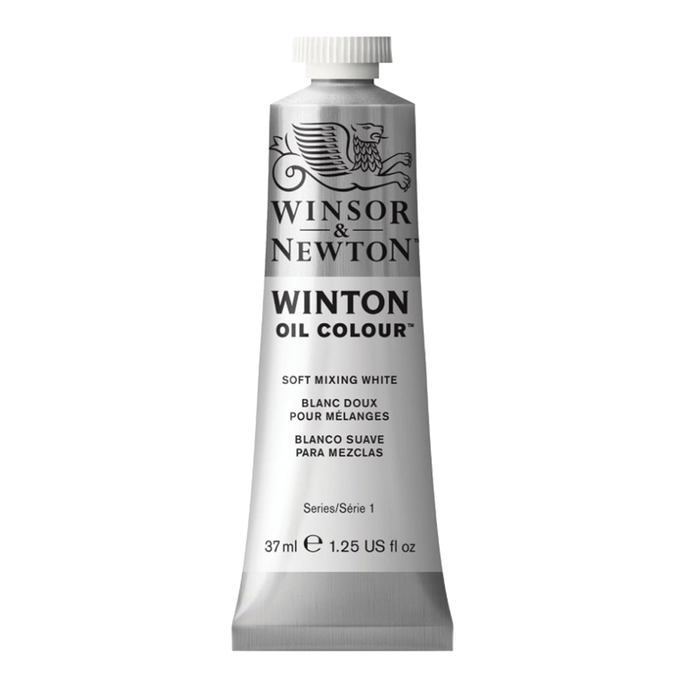 Winton Oil 37Ml Soft Mixing White
