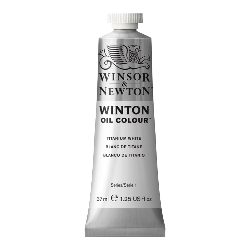 Winton Oil 37Ml Titanium White