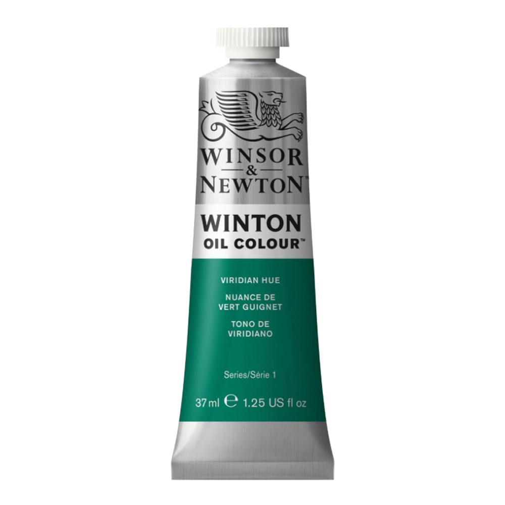 Winton Oil 37Ml Viridian Hue