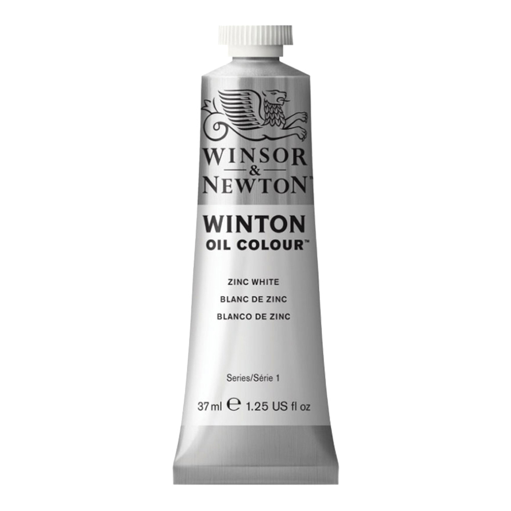 Winton Oil 37Ml Zinc White