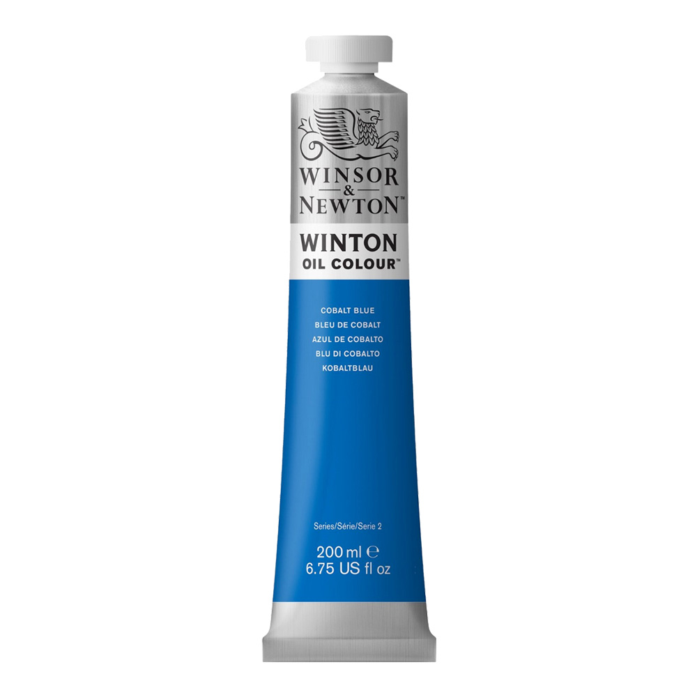 Winton Oil 200Ml Cobalt Blue