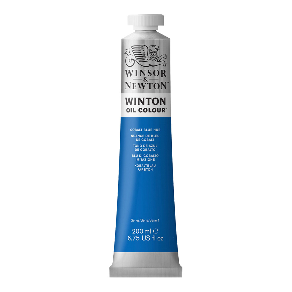 Winton Oil 200Ml Cobalt Blue Hue