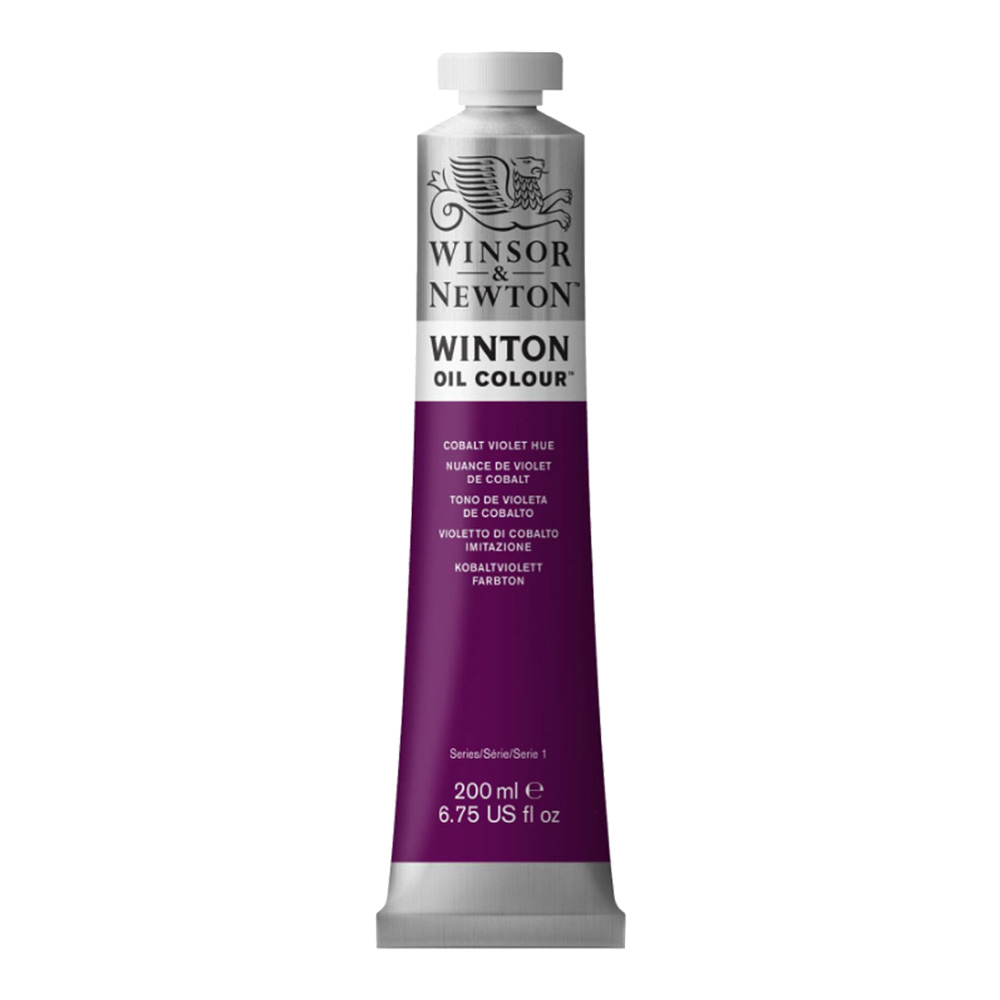 Winton Oil 200Ml Cobalt Violet Hue