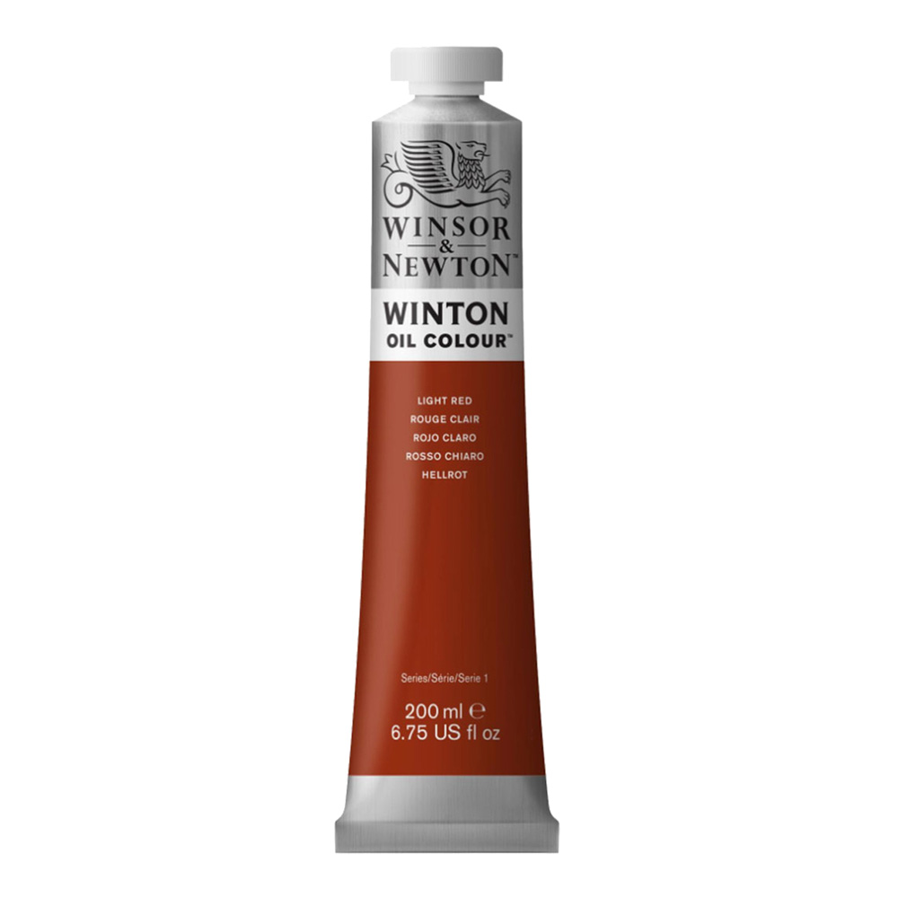 Winton Oil 200Ml Light Red