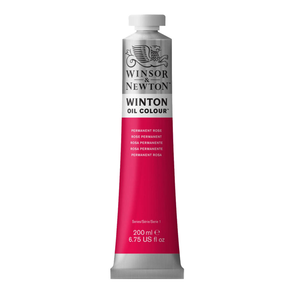 Winton Oil 200Ml Permanent Rose