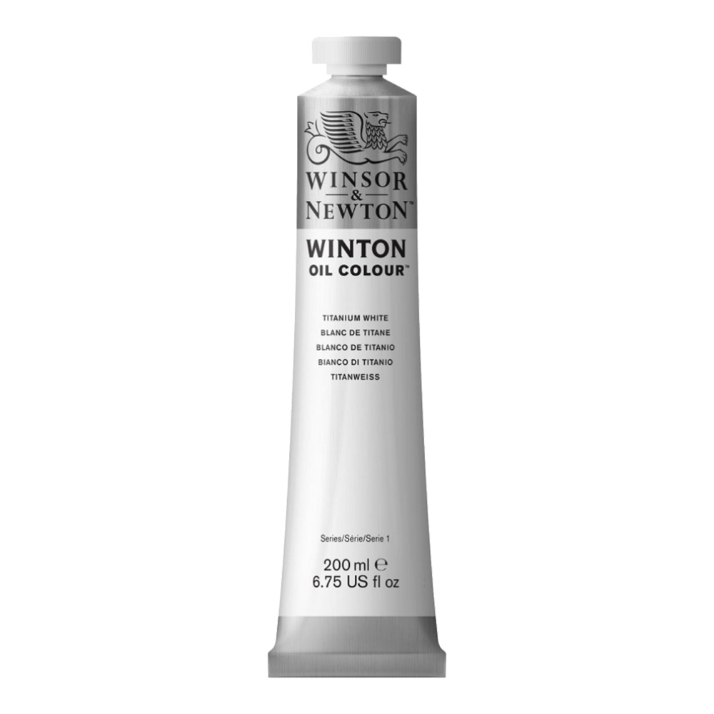 Winton Oil 200Ml Titanium White