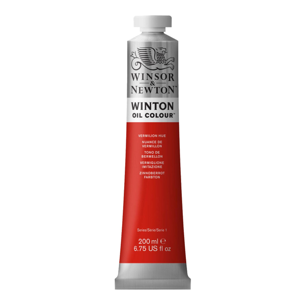 Winton Oil 200Ml Vermilion Hue