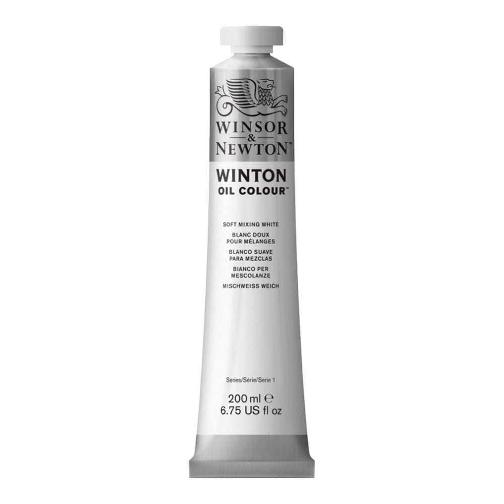 Winton Oil 200Ml Soft Mixing White