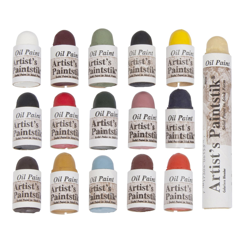 Shiva Mini Paintstik 16 Matte Colors