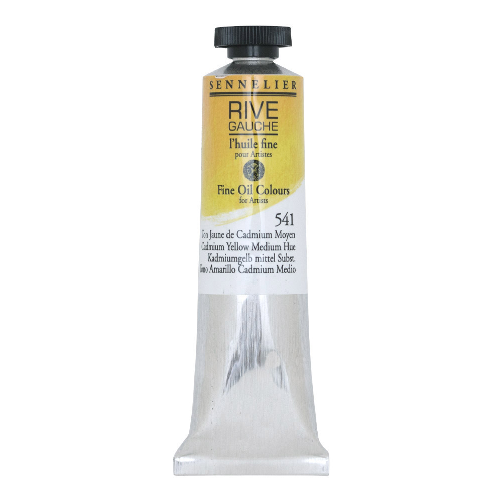 Rive Gauche 40ml Cadmium Yellow Medium Hue 54