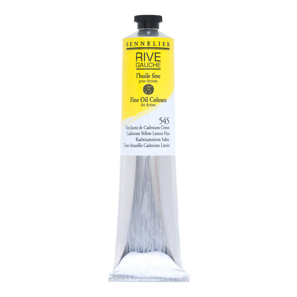 Rive Gauche 200ml Cad Yellow Lemon Hue 545