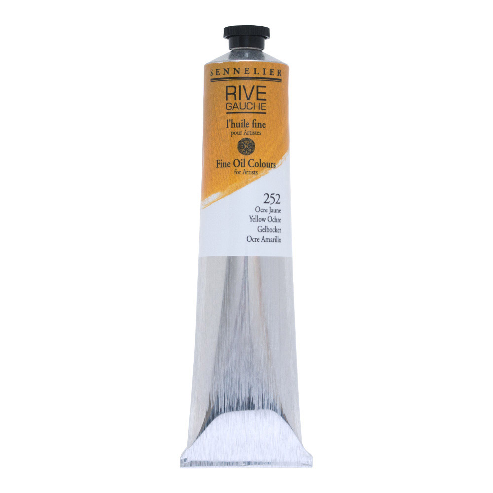 Rive Gauche 200ml Yellow Ochre 252