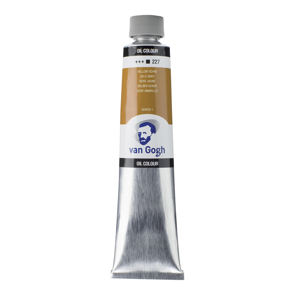 Van Gogh Oil 200Ml Yellow Ochre