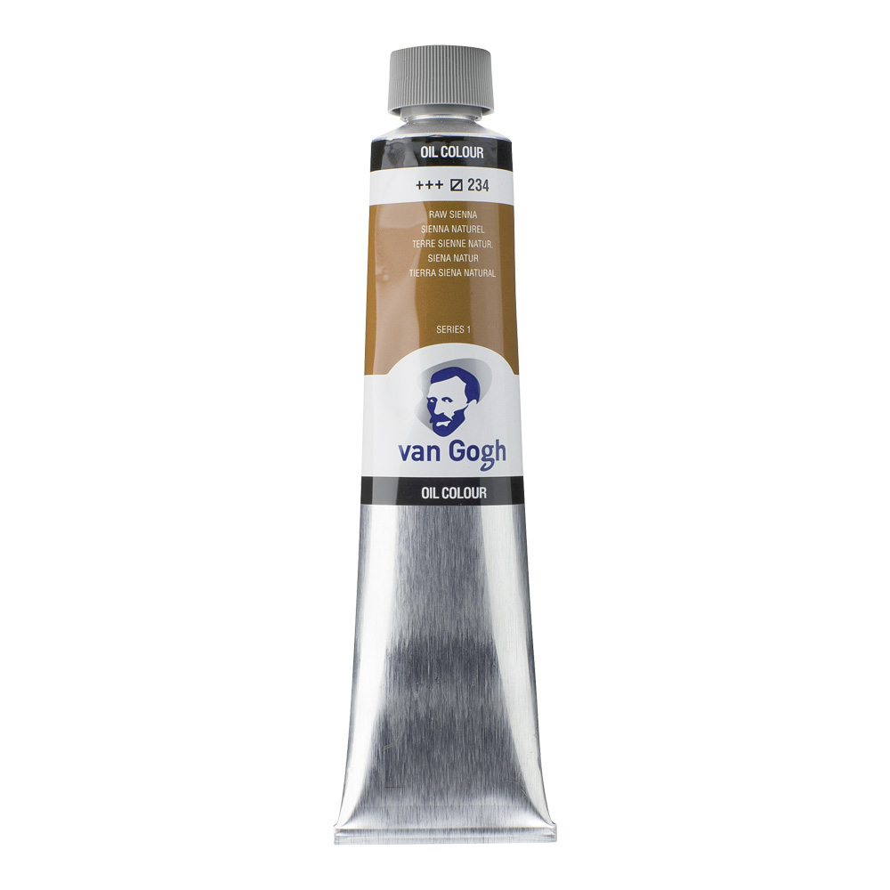 Van Gogh Oil 200Ml Raw Sienna
