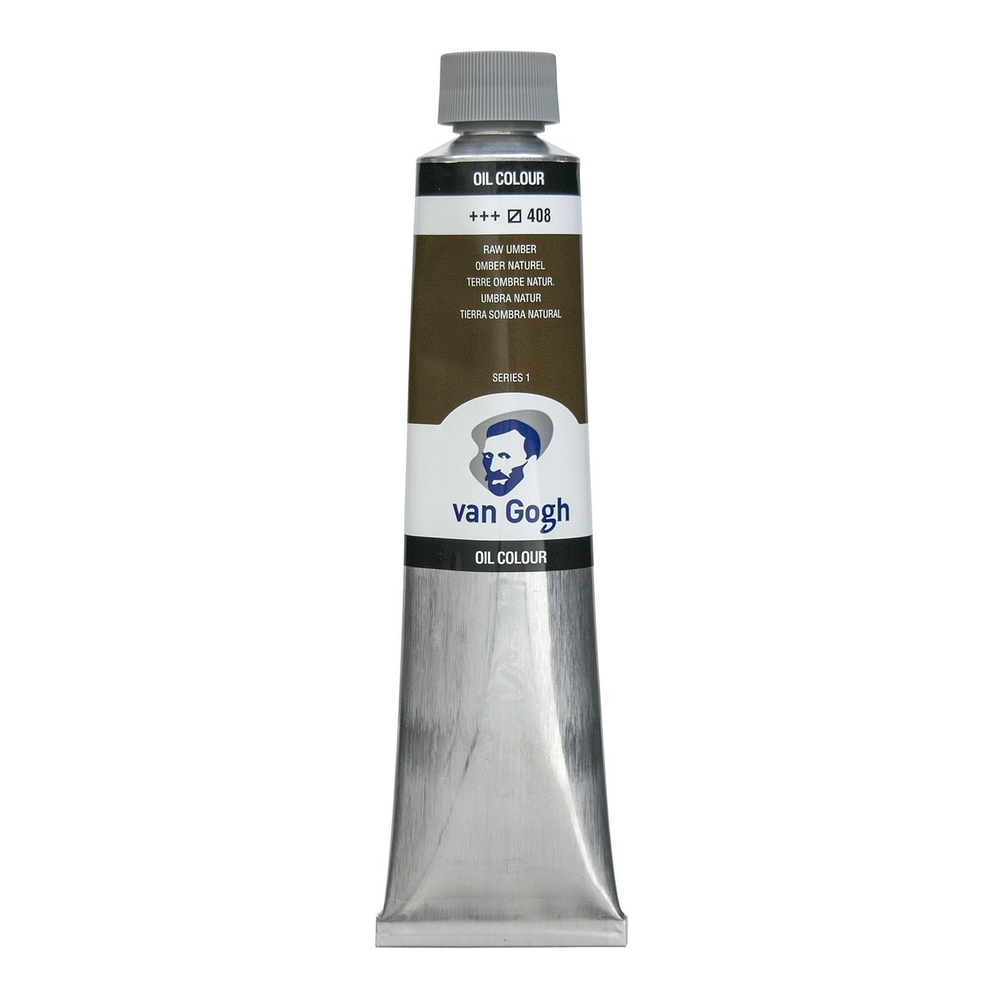 Van Gogh Oil 200Ml Raw Umber