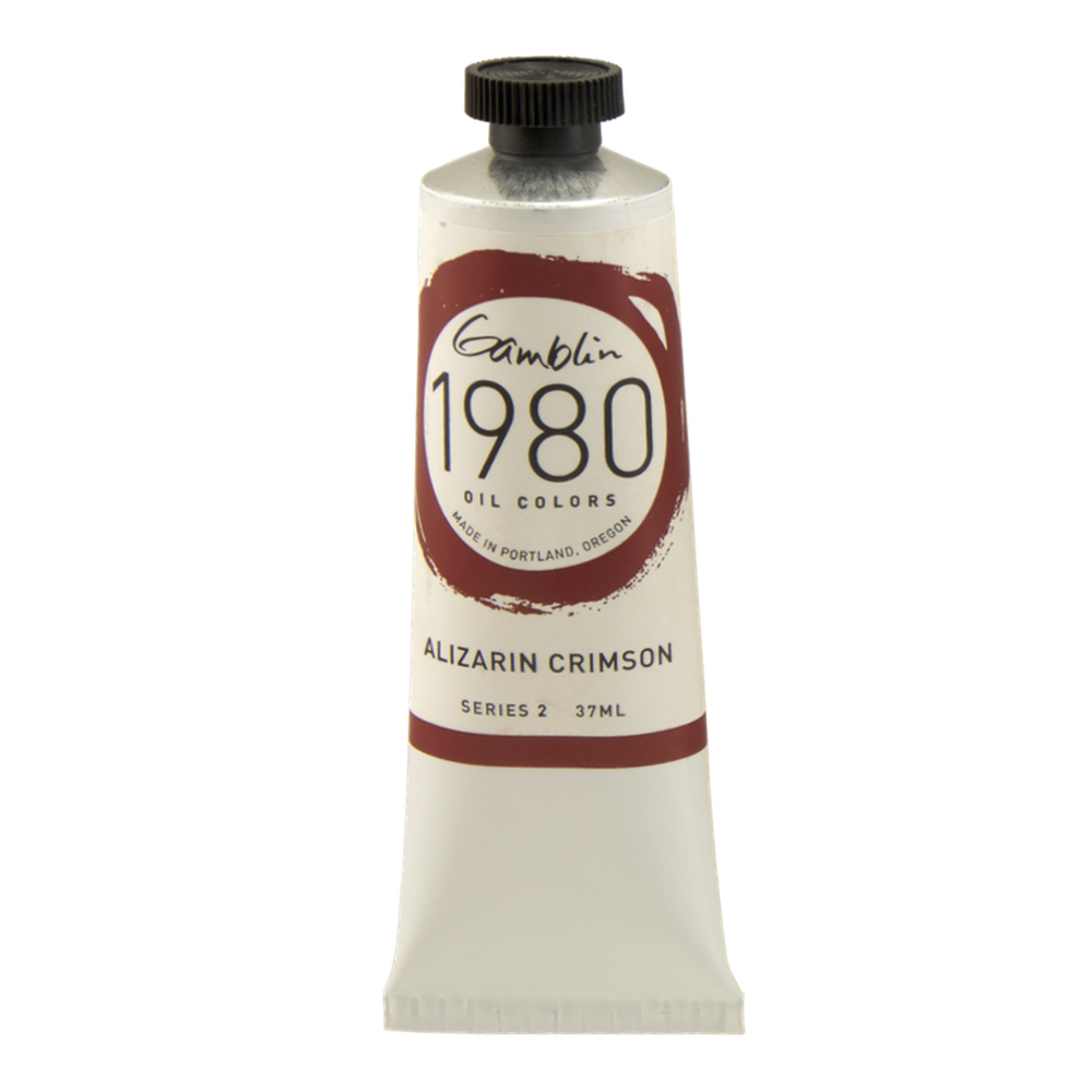 Gamblin 1980 Oil Alizarin Crimson 150Ml