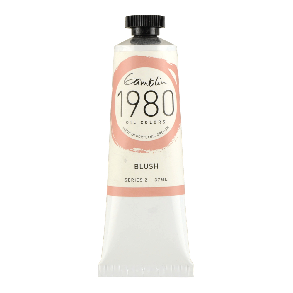 Gamblin 1980 Oil Blush 37Ml