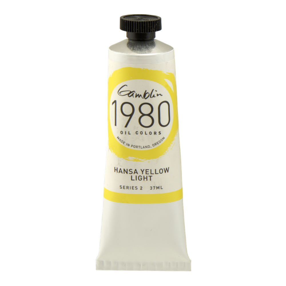 Gamblin 1980 Oil Hansa Yellow Lt 150Ml