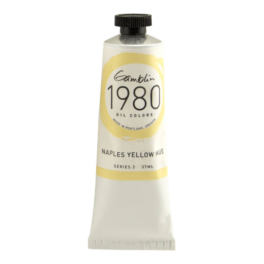 Gamblin 1980 Oil Naples Yellow Hue 150Ml