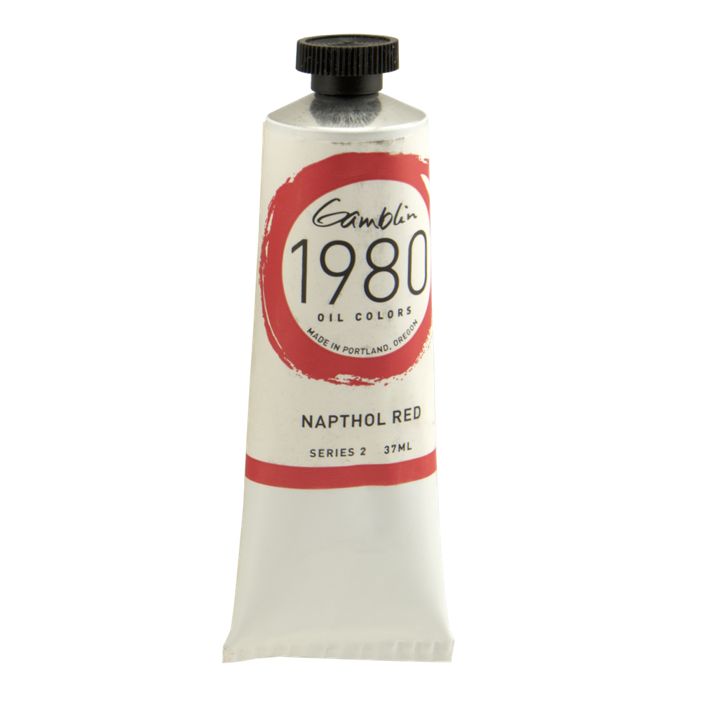 Gamblin 1980 Oil Napthol Red 150Ml