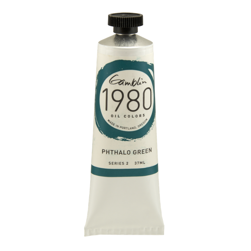 Gamblin 1980 Oil Phthalo Green 150Ml