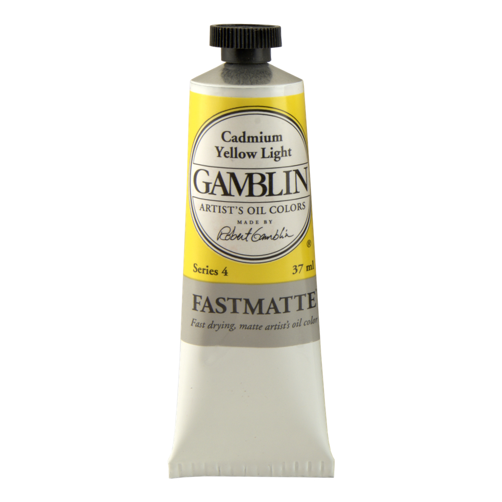 Gamblin Fastmatte Cadmium Yel Lt 150Ml