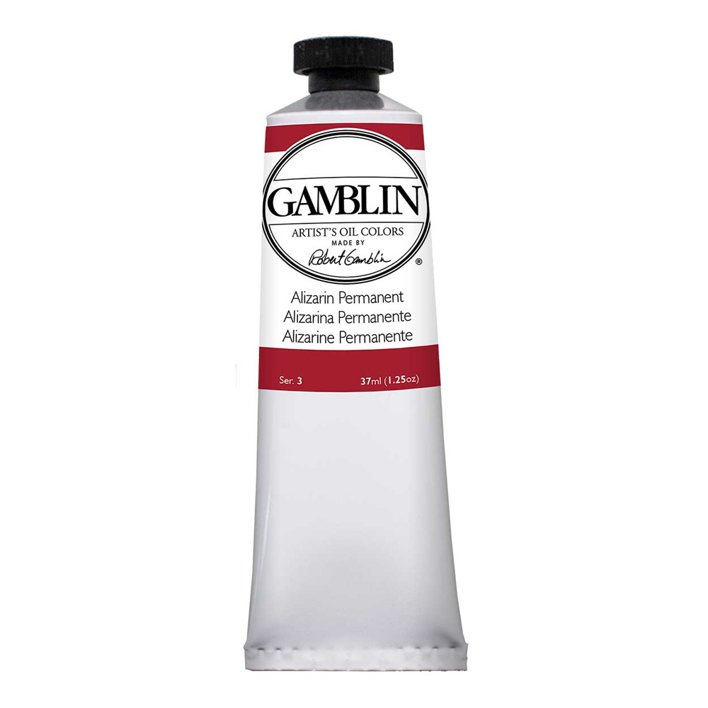 Gamblin Artist Oil 150Ml Alizarin Perm