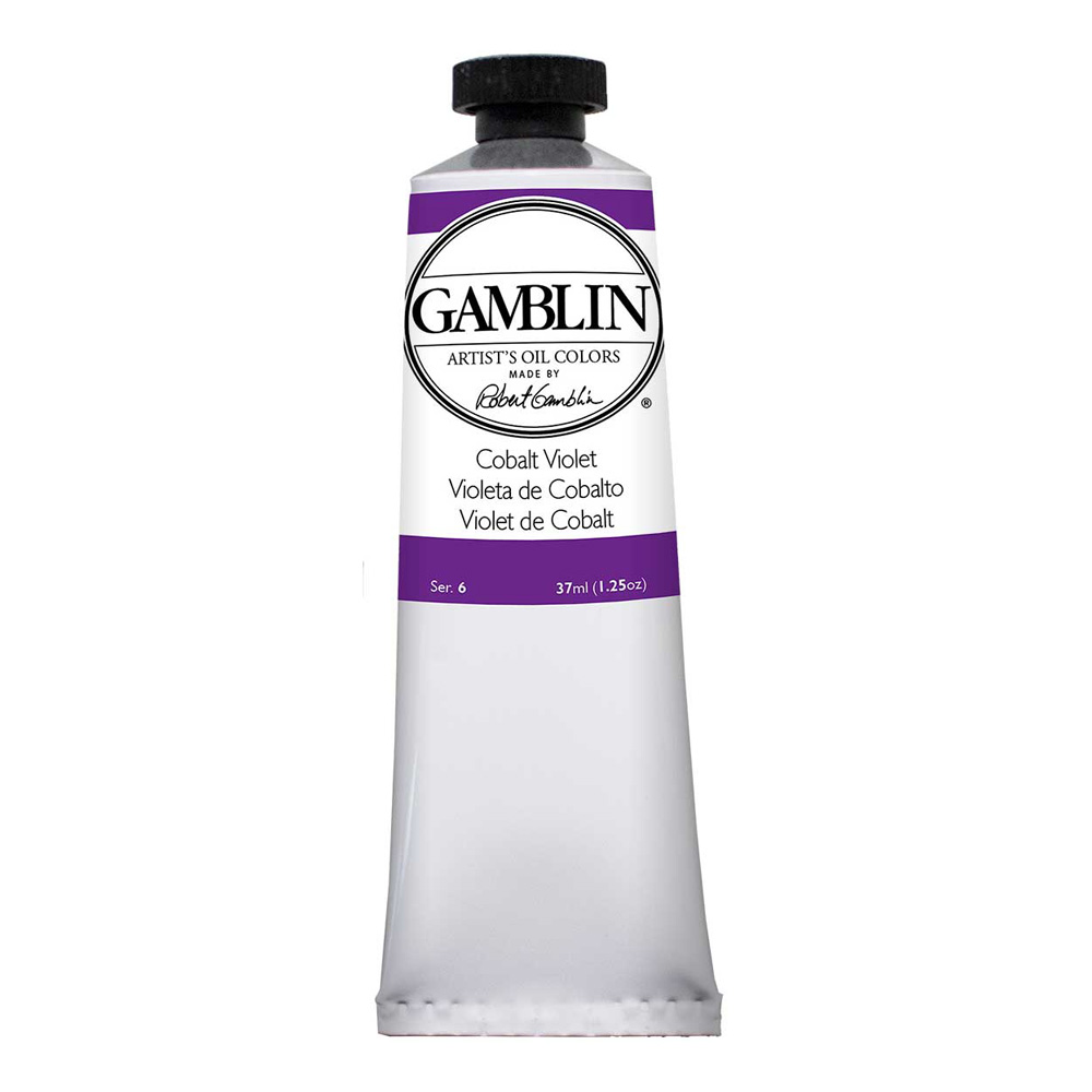 Gamblin Artist Oil 37Ml Cobalt Violet