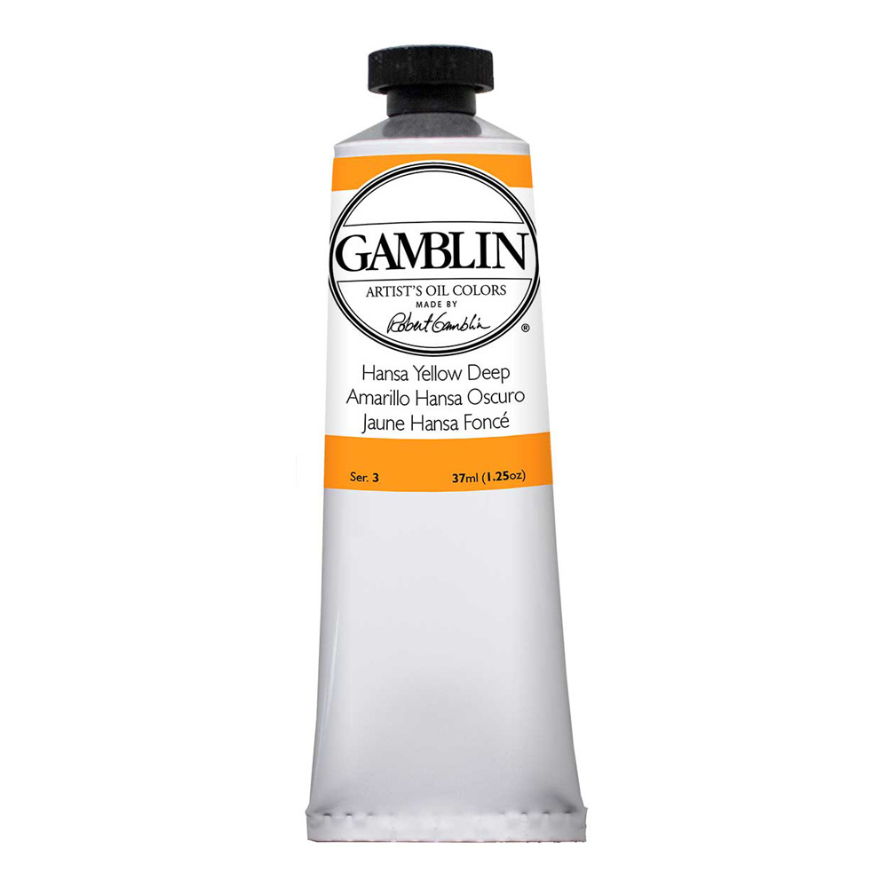 Gamblin Artist Oil 150Ml Hansa Yellow Dp