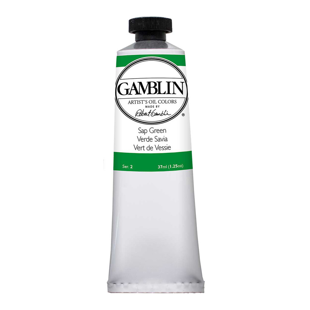 Gamblin Artist Oil 37Ml Sap Green