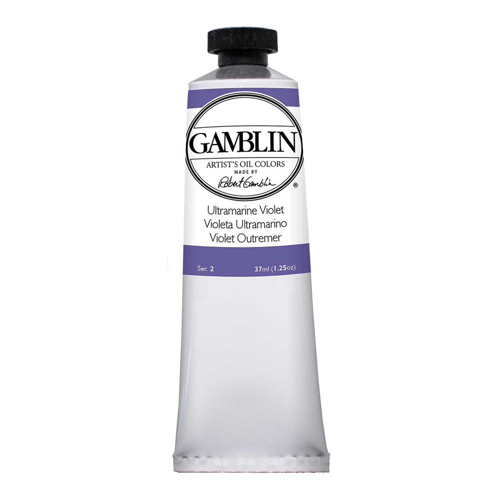 Gamblin Artist Oil 37Ml Ultramarine Violet