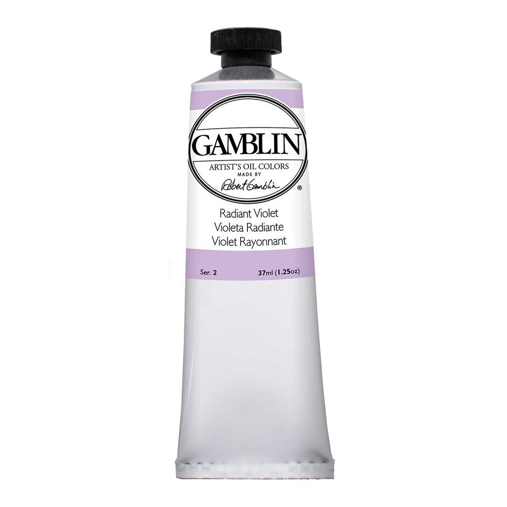 Gamblin Artist Oil 37Ml Radiant Violet
