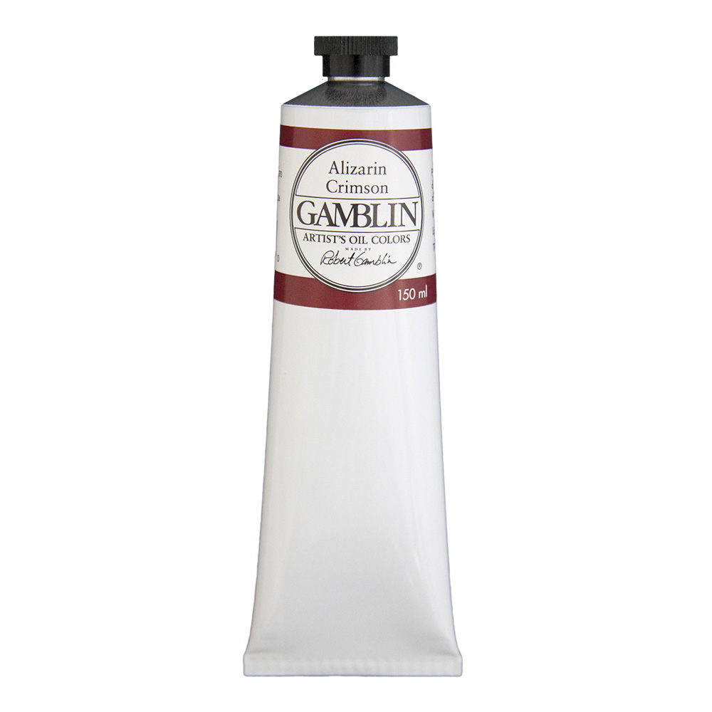 Gamblin Artist Oil 150Ml Alizarin Crimson