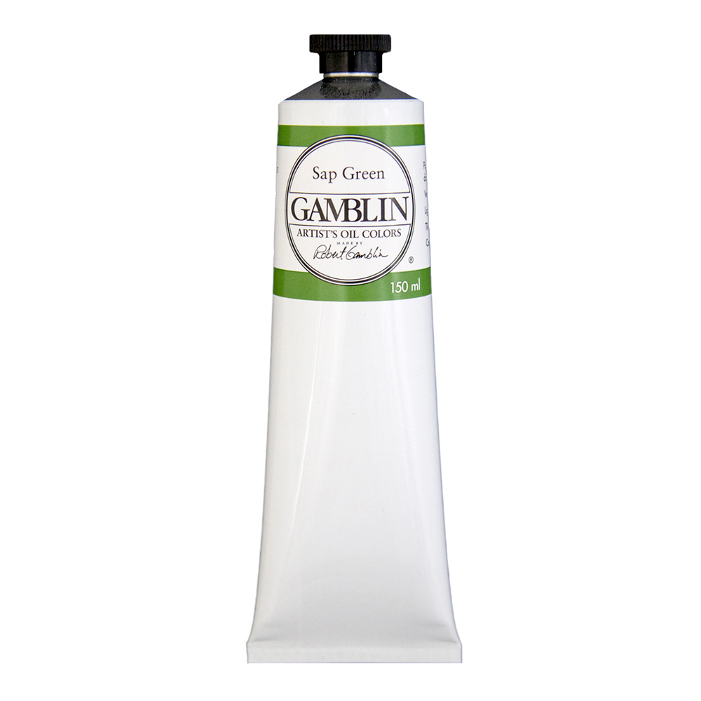 Gamblin Artist Oil 150Ml Sap Green