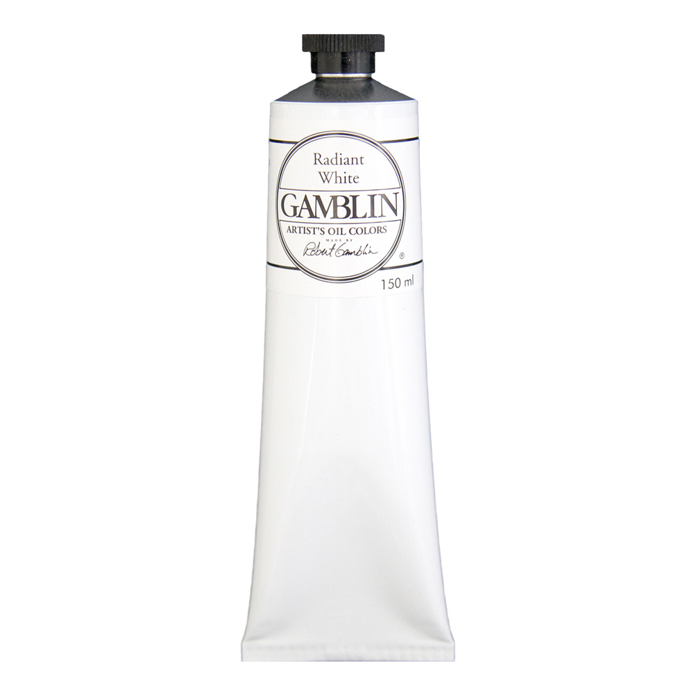 Gamblin Artist Oil 150Ml Radiant White