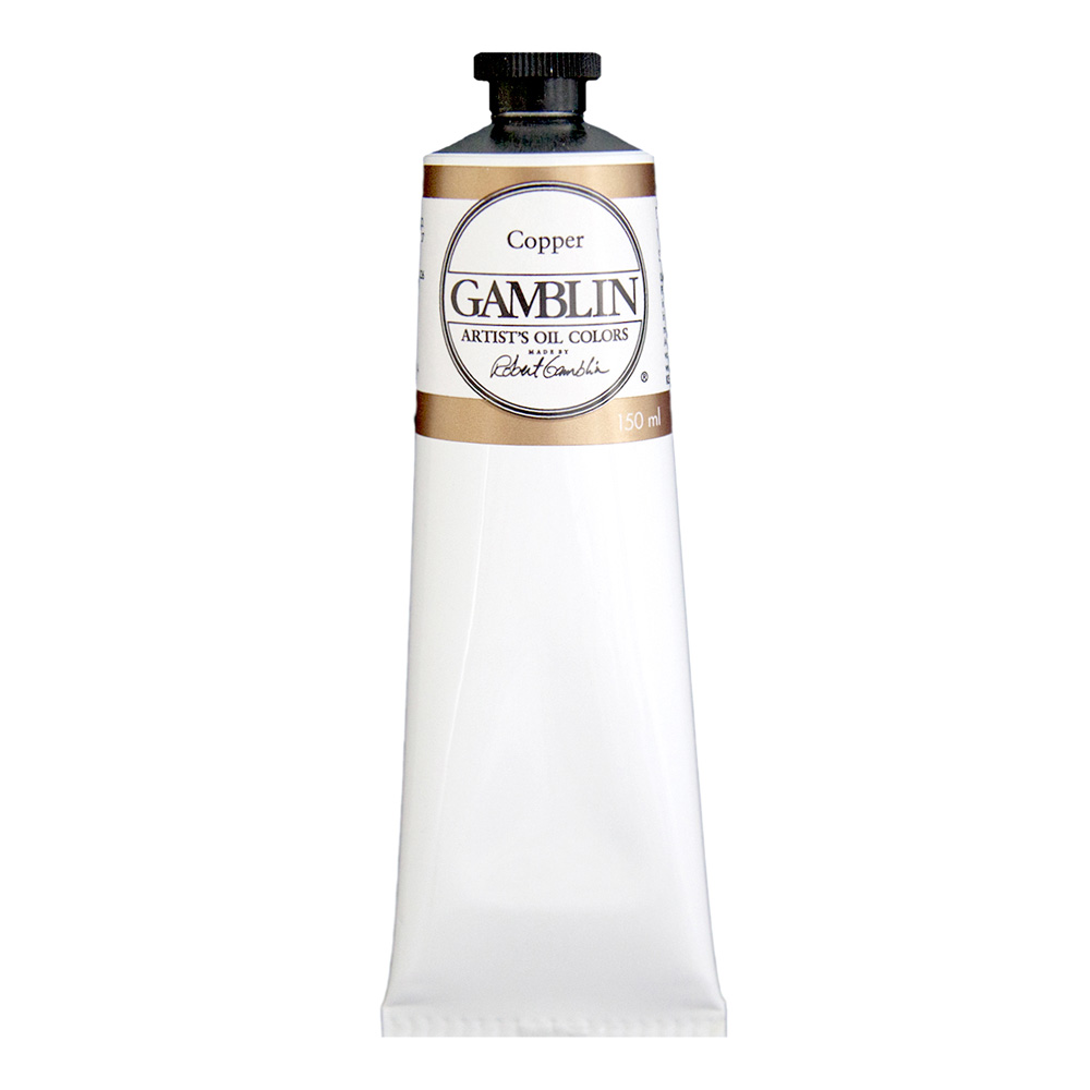 Gamblin Artist Oil 150Ml Copper