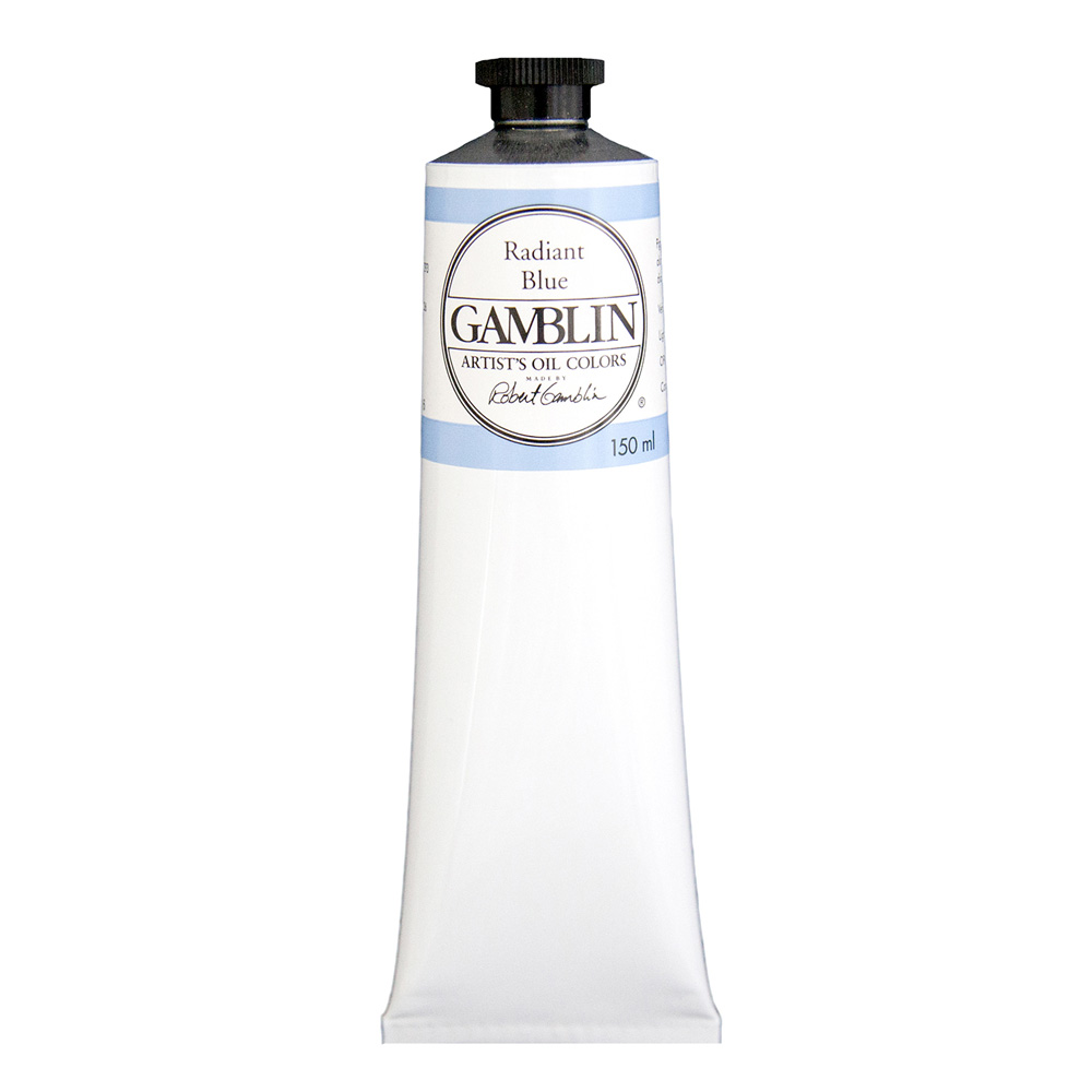 Gamblin Artist Oil 150Ml Radiant Blue