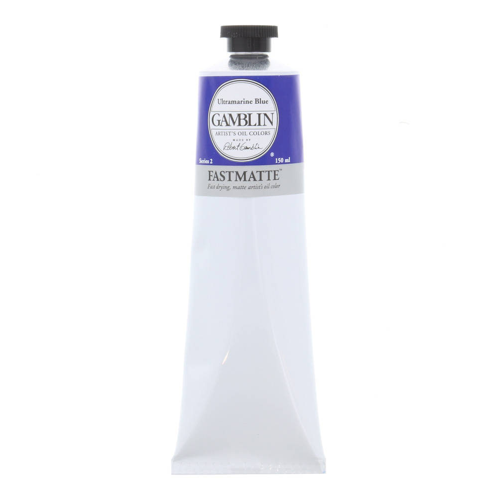 Gamblin FastMatte Ultramarine Bl 150Ml