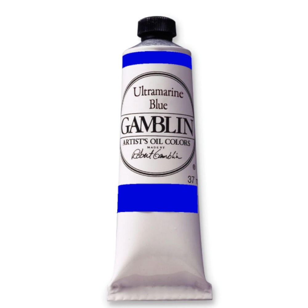 Gamblin Fastmatte Ultramarine Blue 37Ml