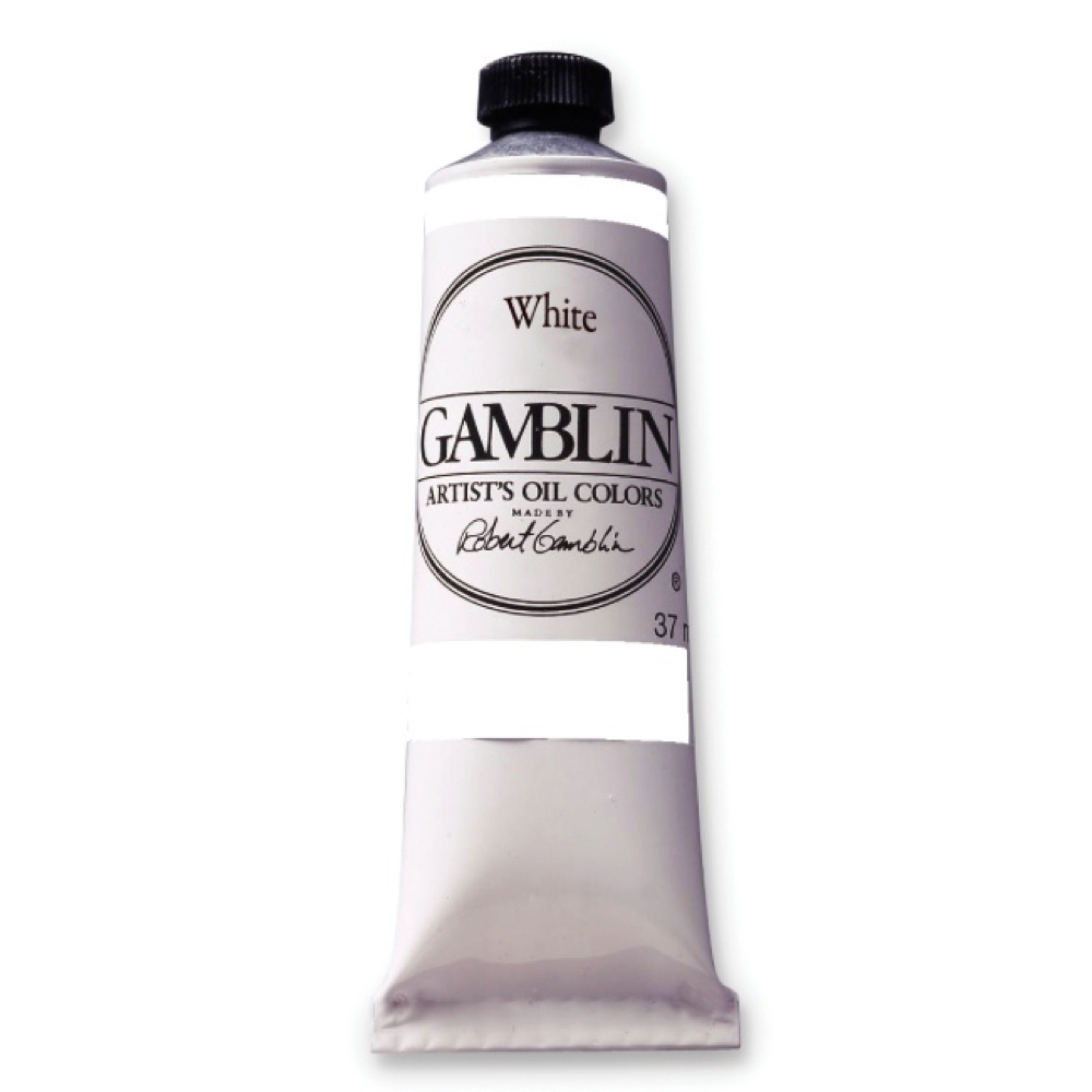 Gamblin Fastmatte Titanium White 37Ml