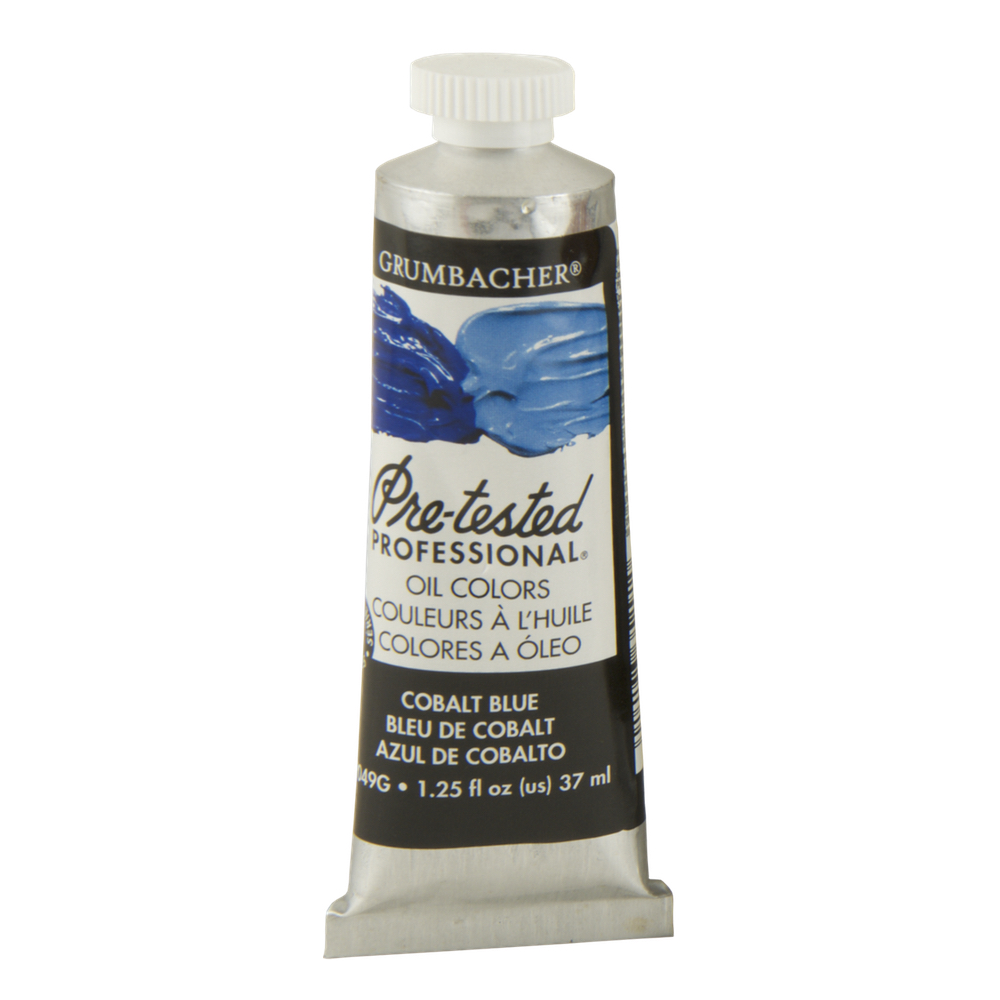 Pre-Tested Oil 37mL Cobalt Blue