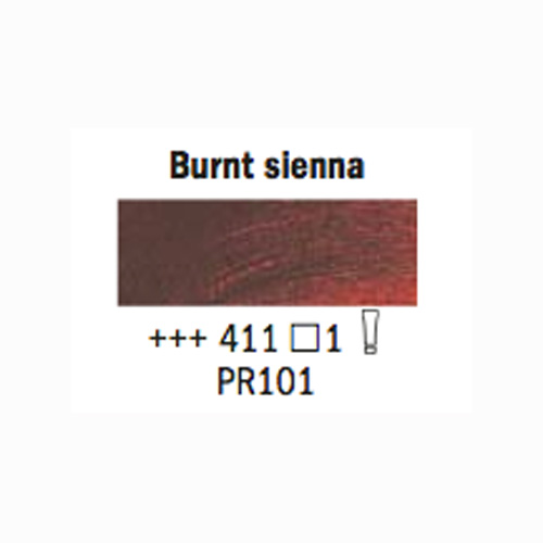 Rembrandt Oil 40Ml Burnt Sienna