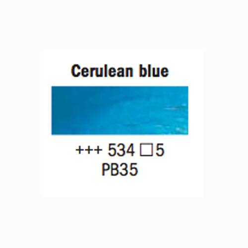 Rembrandt Oil 40Ml Cerulean Blue