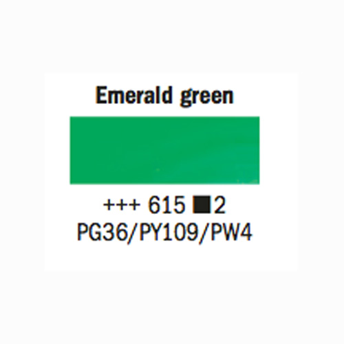 Rembrandt Oil 40Ml Emerald Green