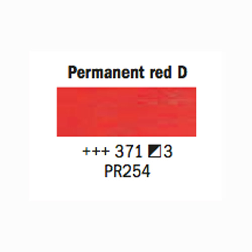 Rembrandt Oil 40Ml Permanent Red Deep