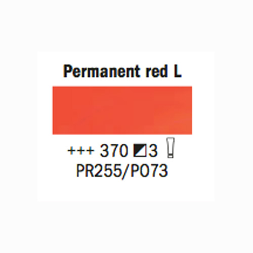 Rembrandt Oil 40Ml Permanent Red Light
